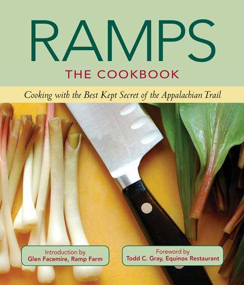Cover of Ramps: The Cookbook